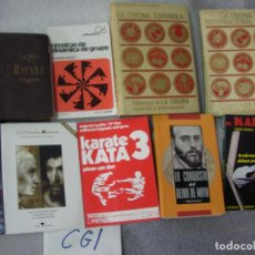 Coleccionismo deportivo: KARATE KATA 3 (CG1). Lote 132030386