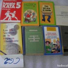 Coleccionismo deportivo: KARATE KATA 5 (CG2). Lote 132212654