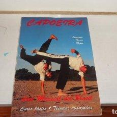Coleccionismo deportivo: CAPOEIRA. Lote 132755138