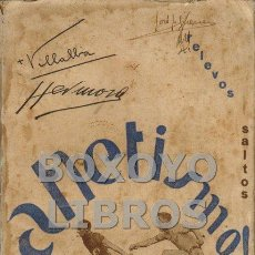 Coleccionismo deportivo: VILLALBA / HERMOSA. ATLETISMO. TOMO II: CARRERAS DE RELEVOS. CARRERAS DE VALLAS. SALTOS. Lote 132964787