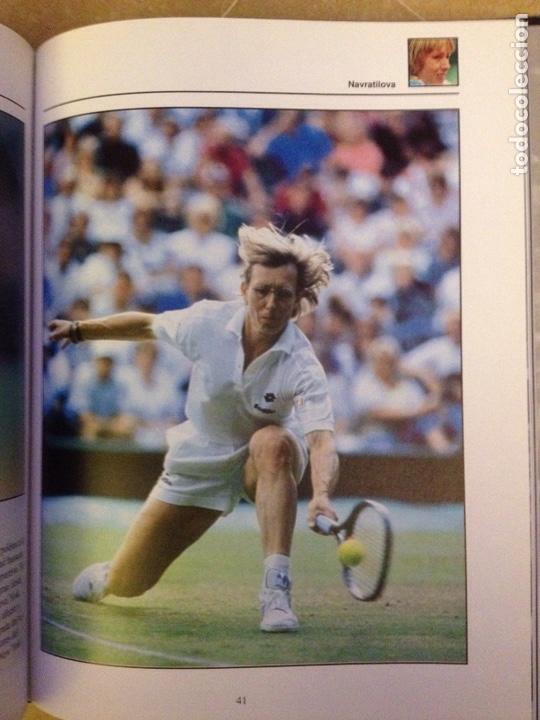 Coleccionismo deportivo: Raquetas de oro (Estrellas del Deporte) - Foto 3 - 133055462