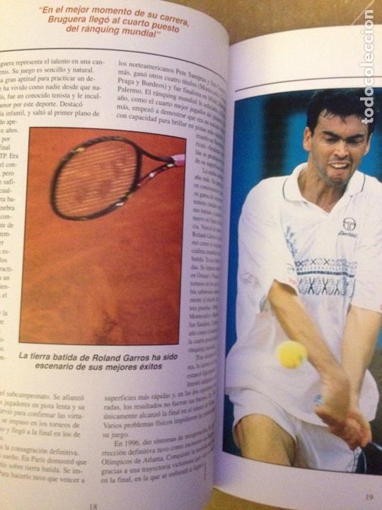 Coleccionismo deportivo: Raquetas de oro (Estrellas del Deporte) - Foto 6 - 133055462