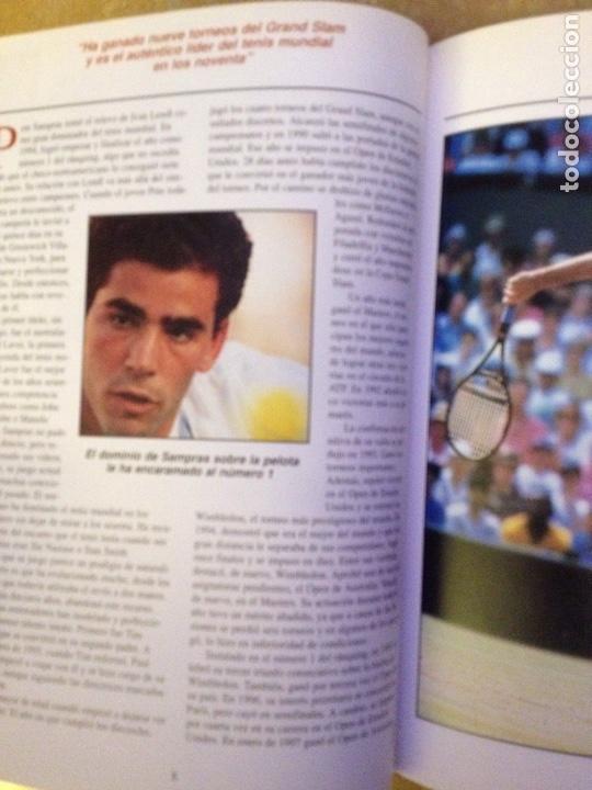 Coleccionismo deportivo: Raquetas de oro (Estrellas del Deporte) - Foto 8 - 133055462