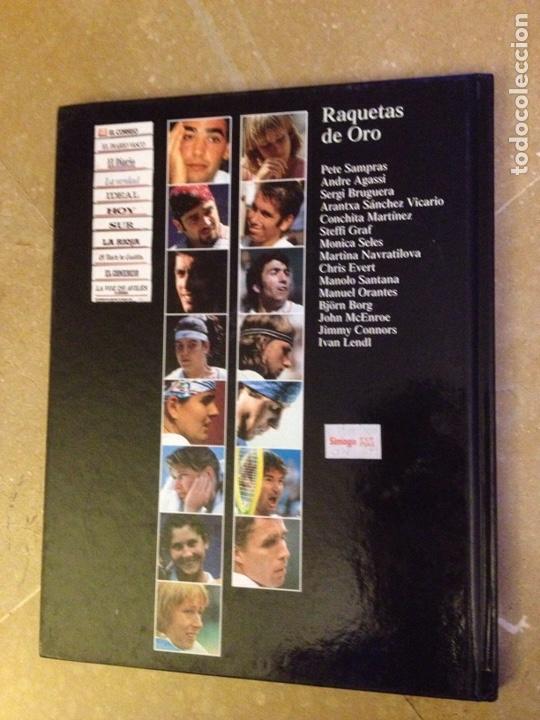 Coleccionismo deportivo: Raquetas de oro (Estrellas del Deporte) - Foto 10 - 133055462