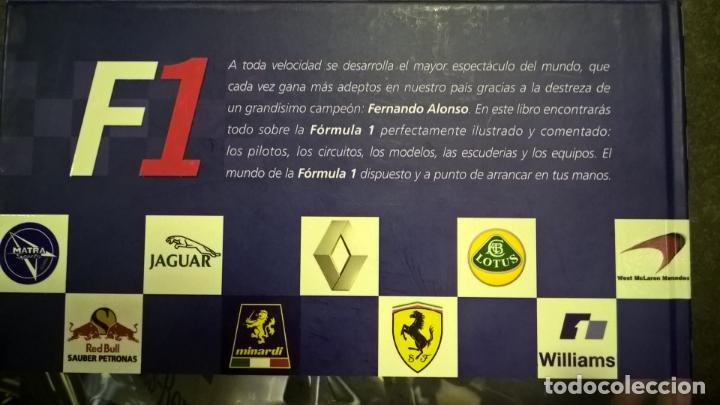 Coleccionismo deportivo: ATLAS ILUSTRADO DE FORMULA 1. PILOTOS, CIRCUITOS, MODELOS, TECNICAS, CURIOSIDADES, ESCUDERIAS, EQUIP - Foto 9 - 133228166