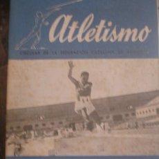 Coleccionismo deportivo: ATLETISMO Nº14 - CIRCULAR DE LA FEDERACIÓN CATALANA DE ATLETISMO - PORTAL DEL COL·LECCIONISTA *****. Lote 133829758