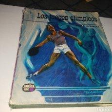 Coleccionismo deportivo: LOS JUEGOS OLÍMPICOS - AURIGA - PEDRO ESCAMILLA. Lote 133838753