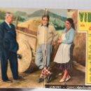 Coleccionismo deportivo: VIDAS SIN CARETA. Nº 4. LOROÑO - QUINCOCES - EL LITRI. 1 SEPTIEMBRE 1955. Lote 135096714