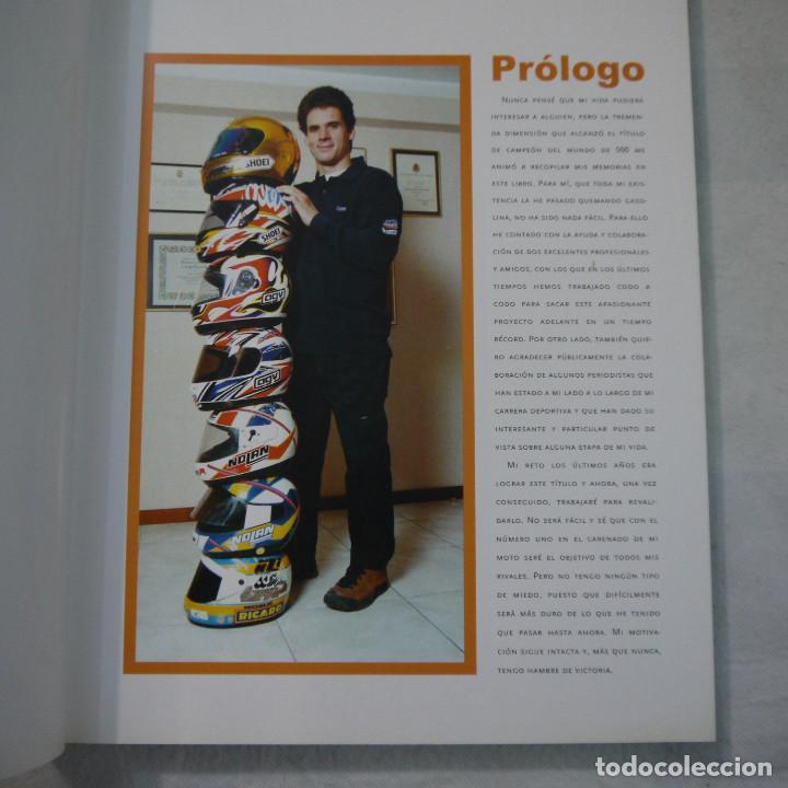 Coleccionismo deportivo: ALEX CRIVILLÉ. MI VIDA - AUTOBIOGRAFÍA POR PERE GURT Y JOSEP VIAPLANA - EDITORIAL MARIN - 1999 - Foto 3 - 135316538