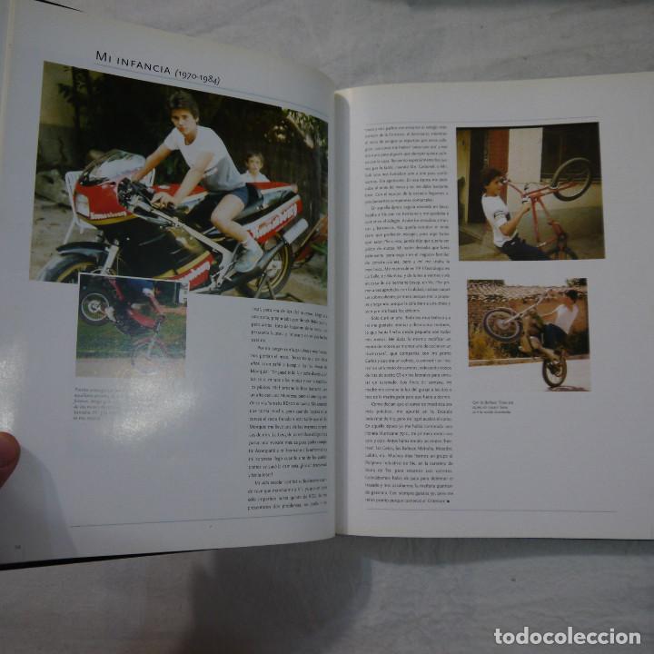 Coleccionismo deportivo: ALEX CRIVILLÉ. MI VIDA - AUTOBIOGRAFÍA POR PERE GURT Y JOSEP VIAPLANA - EDITORIAL MARIN - 1999 - Foto 8 - 135316538