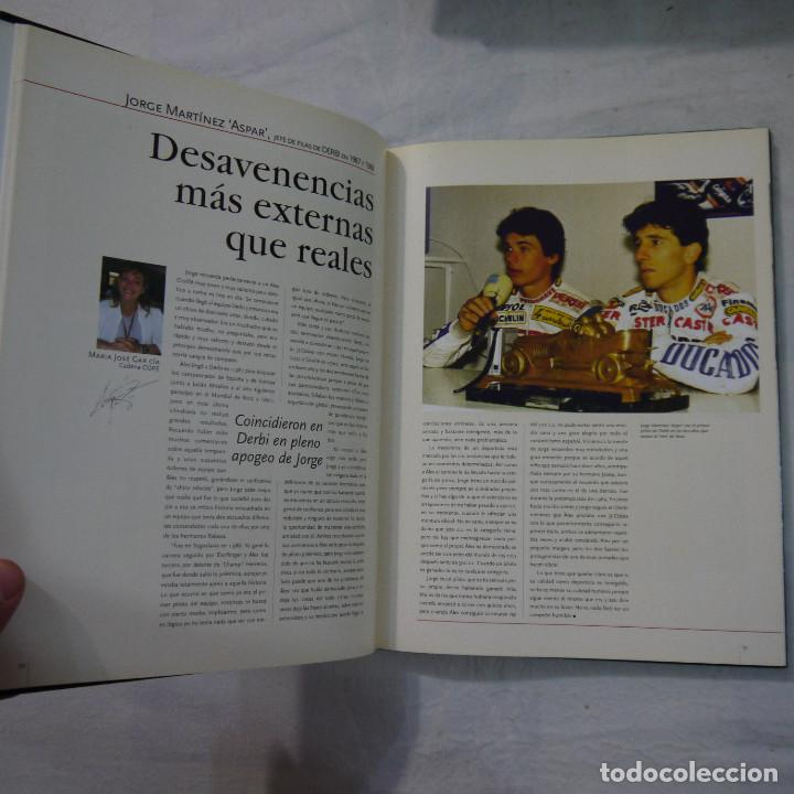 Coleccionismo deportivo: ALEX CRIVILLÉ. MI VIDA - AUTOBIOGRAFÍA POR PERE GURT Y JOSEP VIAPLANA - EDITORIAL MARIN - 1999 - Foto 11 - 135316538