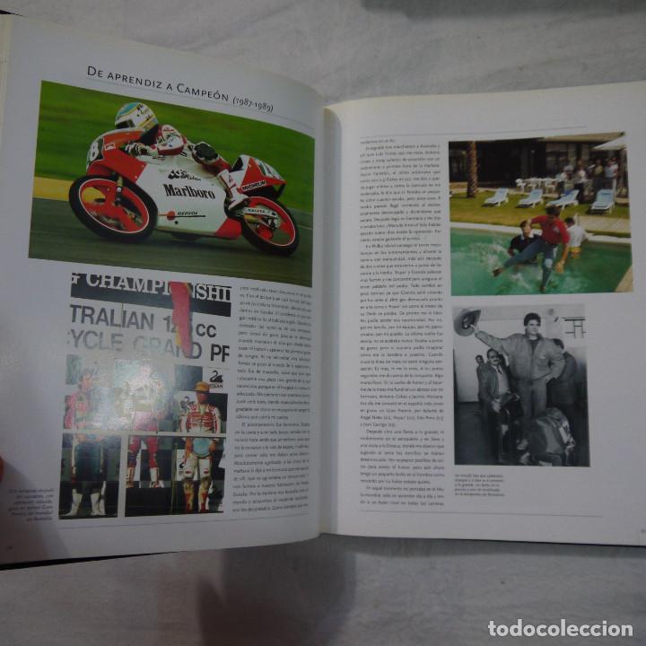 Coleccionismo deportivo: ALEX CRIVILLÉ. MI VIDA - AUTOBIOGRAFÍA POR PERE GURT Y JOSEP VIAPLANA - EDITORIAL MARIN - 1999 - Foto 12 - 135316538