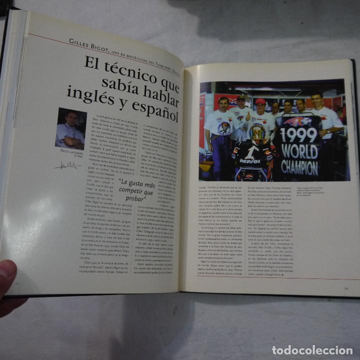 Coleccionismo deportivo: ALEX CRIVILLÉ. MI VIDA - AUTOBIOGRAFÍA POR PERE GURT Y JOSEP VIAPLANA - EDITORIAL MARIN - 1999 - Foto 14 - 135316538