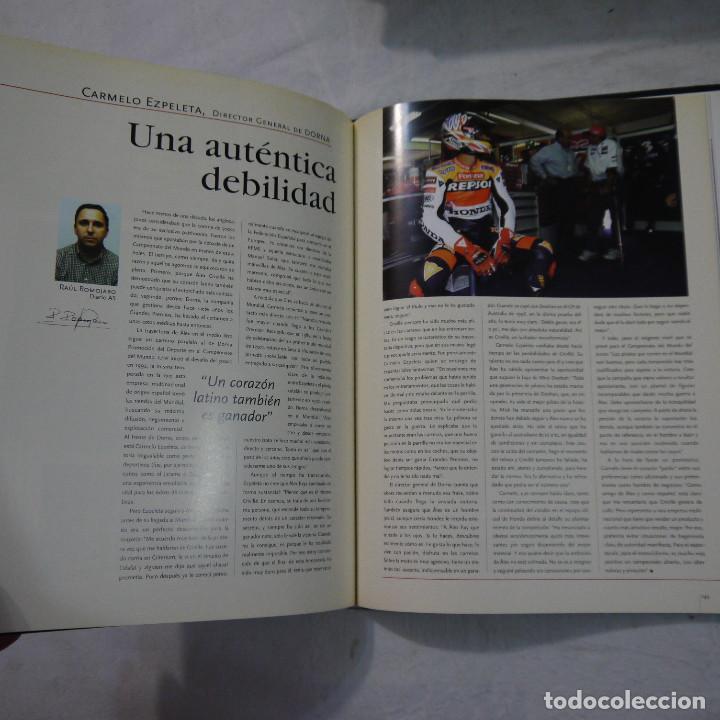 Coleccionismo deportivo: ALEX CRIVILLÉ. MI VIDA - AUTOBIOGRAFÍA POR PERE GURT Y JOSEP VIAPLANA - EDITORIAL MARIN - 1999 - Foto 19 - 135316538