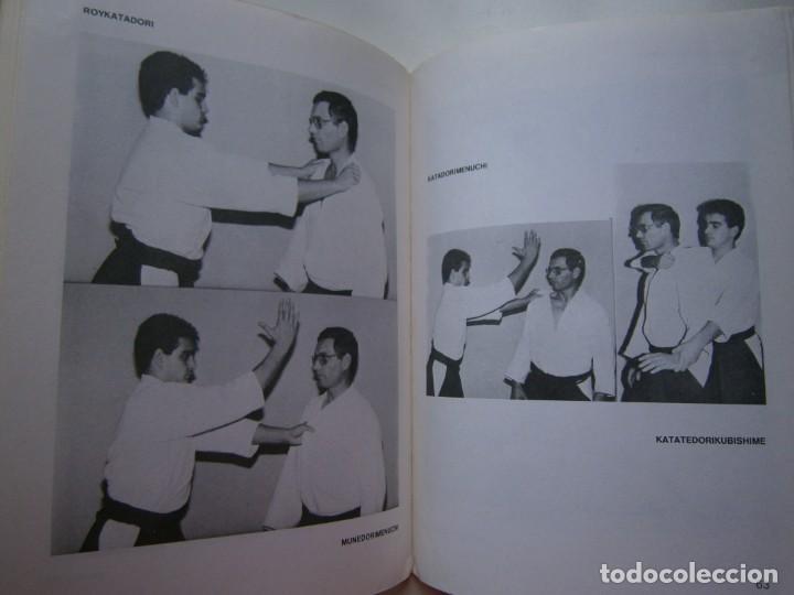 Coleccionismo deportivo: EL AIKIDO VISTO POR EL MEDICO ALAS 1987 - Foto 16 - 135468154