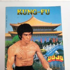 Coleccionismo deportivo: REVISTA KUNG-FU. EXTRA DOJO. (BRUCE LEE). Nº 1007. 1977. Lote 135738331
