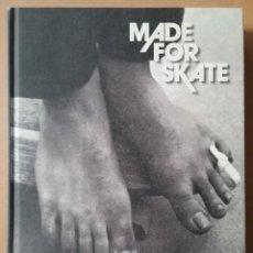 Coleccionismo deportivo: SKATE LIBRO THE ILLUSTRATED HISTORY OF SKATEBOARD FOOTWEAR DESCATALOGADO. Lote 138655394