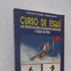 Coleccionismo deportivo: CURSO DE ESQUI . Lote 139142874