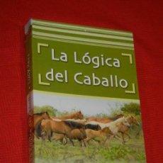 Coleccionismo deportivo: LA LOGICA DEL CABALLO, DE LUCY REES - 2010. Lote 183175020