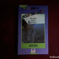 Coleccionismo deportivo: RUTAS DE MOUNTAIN BIKE ZONA CENTRO 3 CASTILLA LEON,CASTILLA LA MANCHA Y MADRID. Lote 143912062