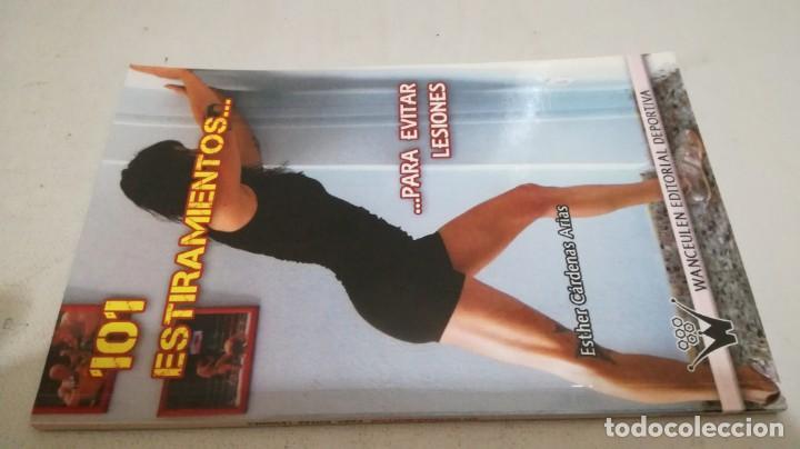 101 ENTRENAMIENTOS PARA EVITAR LESIONES/ ETHER CARDENAS ARIAS/ WANCEULEN (Coleccionismo Deportivo - Libros de Deportes - Otros)