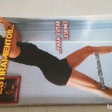 Coleccionismo deportivo: 101 ENTRENAMIENTOS PARA EVITAR LESIONES/ ETHER CARDENAS ARIAS/ WANCEULEN. Lote 144449638