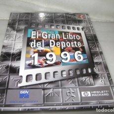 Coleccionismo deportivo: GRAN LIBRO DEL DEPORTE 1996. Lote 144571910