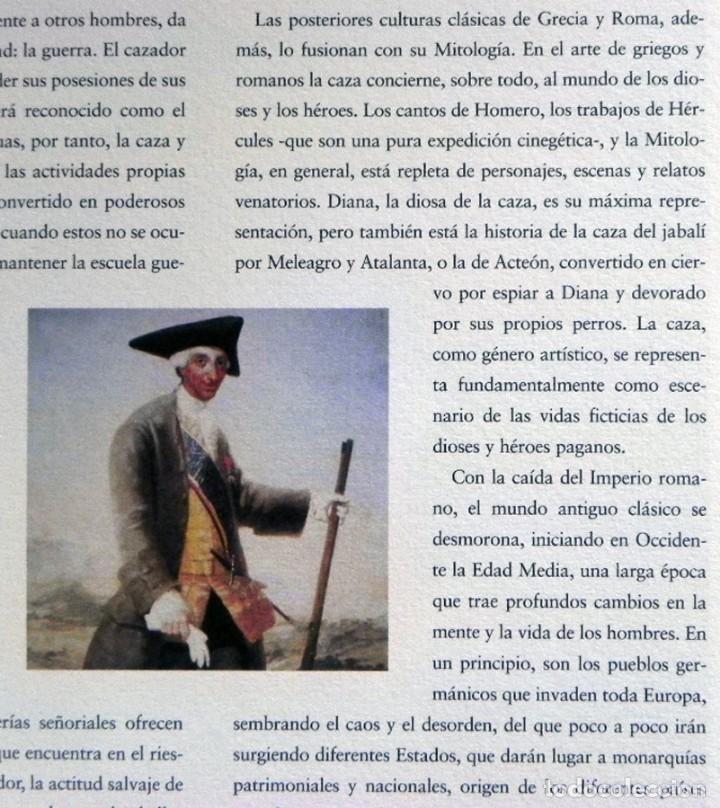 Coleccionismo deportivo: DE LA CAZA Y SU GASTRONOMÍA CON CHIVAS REGAL LIBRO CAZADORES PERROS ENTREVIST GERENTE DE ARMAS ARZAK - Foto 10 - 144573726