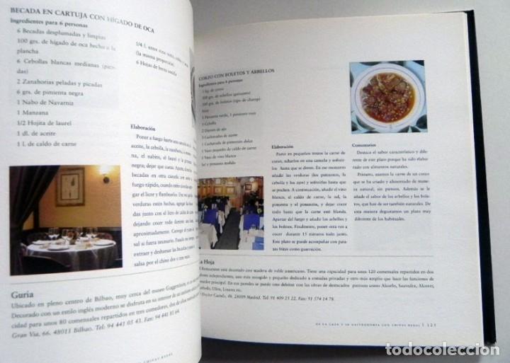 Coleccionismo deportivo: DE LA CAZA Y SU GASTRONOMÍA CON CHIVAS REGAL LIBRO CAZADORES PERROS ENTREVIST GERENTE DE ARMAS ARZAK - Foto 13 - 144573726