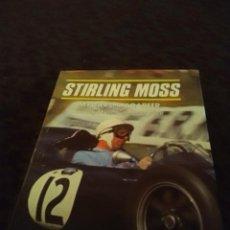 Coleccionismo deportivo: STARLING MOSS : MY CARS, MY CAREER ( DOUG NYE & JUAN MANUEL FANGIO ). Lote 145751478