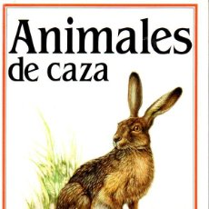 Coleccionismo deportivo: BOUCHNER : ANUMALES DE CAZA (SUSAETA, 1992) MUY ILUSTRADO. Lote 146370986