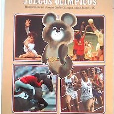 Coleccionismo deportivo: JUEGOS OLÍMPICOS HASTA MOSCÚ 80 . Lote 146670738