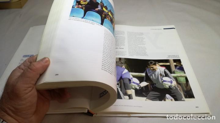 Coleccionismo deportivo: GRAN ENCICLOPEDIA DE LOS DEPORTISTAS ARAGONESES/ A A LA Z/ EQUIPO - GOBIERNO DE ARAGON - Foto 4 - 147640826