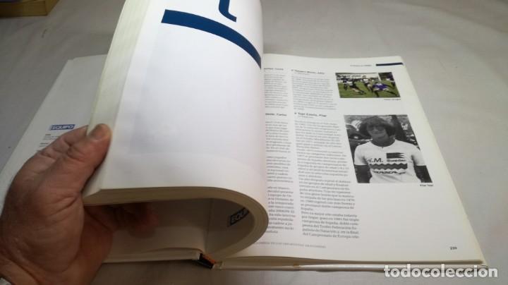Coleccionismo deportivo: GRAN ENCICLOPEDIA DE LOS DEPORTISTAS ARAGONESES/ A A LA Z/ EQUIPO - GOBIERNO DE ARAGON - Foto 5 - 147640826