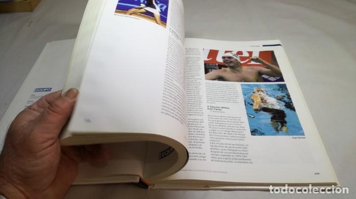 Coleccionismo deportivo: GRAN ENCICLOPEDIA DE LOS DEPORTISTAS ARAGONESES/ A A LA Z/ EQUIPO - GOBIERNO DE ARAGON - Foto 6 - 147640826