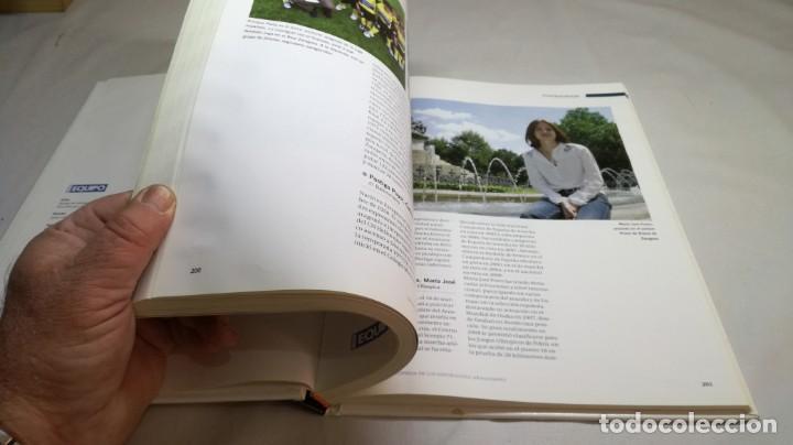 Coleccionismo deportivo: GRAN ENCICLOPEDIA DE LOS DEPORTISTAS ARAGONESES/ A A LA Z/ EQUIPO - GOBIERNO DE ARAGON - Foto 7 - 147640826