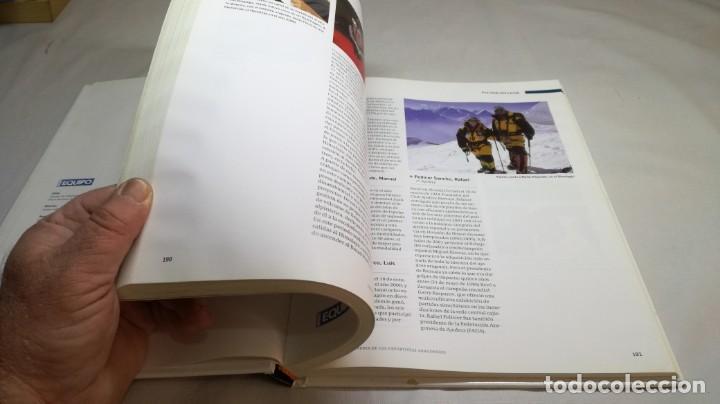 Coleccionismo deportivo: GRAN ENCICLOPEDIA DE LOS DEPORTISTAS ARAGONESES/ A A LA Z/ EQUIPO - GOBIERNO DE ARAGON - Foto 8 - 147640826