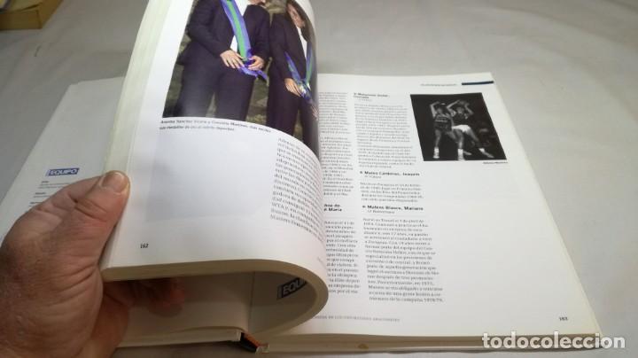 Coleccionismo deportivo: GRAN ENCICLOPEDIA DE LOS DEPORTISTAS ARAGONESES/ A A LA Z/ EQUIPO - GOBIERNO DE ARAGON - Foto 9 - 147640826