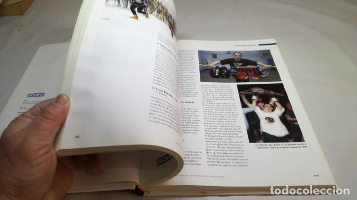 Coleccionismo deportivo: GRAN ENCICLOPEDIA DE LOS DEPORTISTAS ARAGONESES/ A A LA Z/ EQUIPO - GOBIERNO DE ARAGON - Foto 10 - 147640826