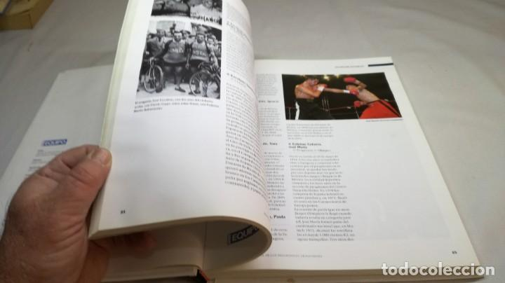 Coleccionismo deportivo: GRAN ENCICLOPEDIA DE LOS DEPORTISTAS ARAGONESES/ A A LA Z/ EQUIPO - GOBIERNO DE ARAGON - Foto 12 - 147640826