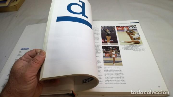 Coleccionismo deportivo: GRAN ENCICLOPEDIA DE LOS DEPORTISTAS ARAGONESES/ A A LA Z/ EQUIPO - GOBIERNO DE ARAGON - Foto 13 - 147640826