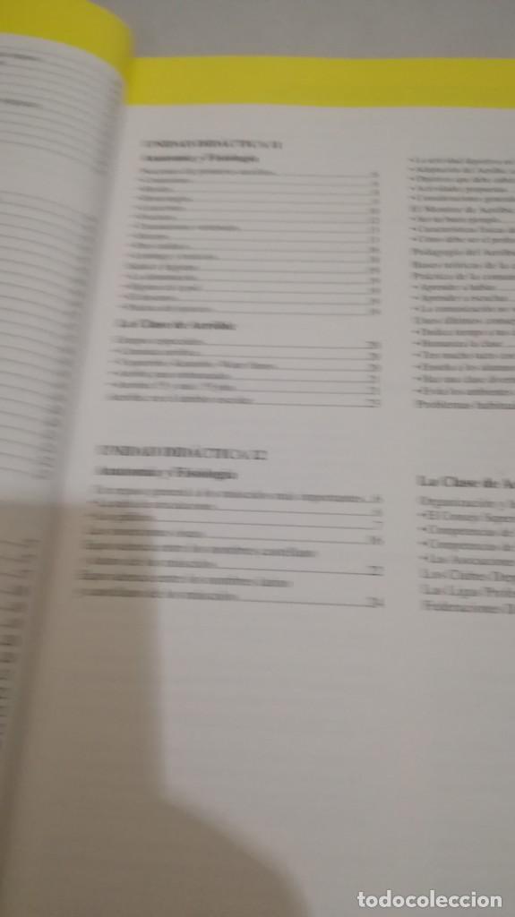 Coleccionismo deportivo: CURSO PARA MONITORES DE AEORBIC/ 1 Y 2/ SUBRAYADOS Y ANOTACIONES - Foto 17 - 147641174