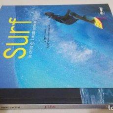 Coleccionismo deportivo: SURF/ LA CERCA DE L´ANADA PERFECTA/ FITWAY. Lote 147643178