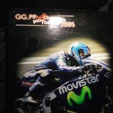 Coleccionismo deportivo: GRANDES PREMIOS DE MOTOCICLISMO 2005. Lote 148979265