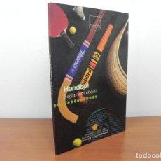 Coleccionismo deportivo: HANDBOL REGLAMENT OFICIAL (GENERELITAT DE CATALUNYA-1992) EN CATALÁN. Lote 149151330