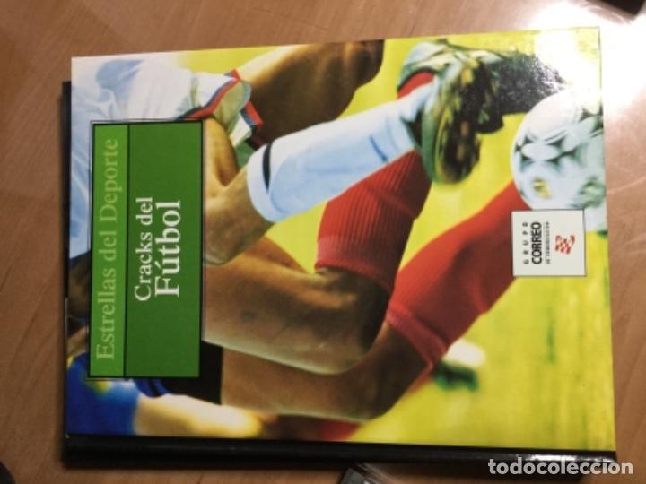 Coleccionismo deportivo: Colección completa de 10 tomos de ESTRELLAS DEL DEPORTE - Foto 11 - 149504862