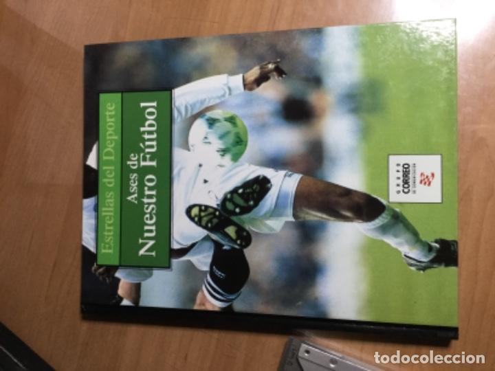Coleccionismo deportivo: Colección completa de 10 tomos de ESTRELLAS DEL DEPORTE - Foto 12 - 149504862