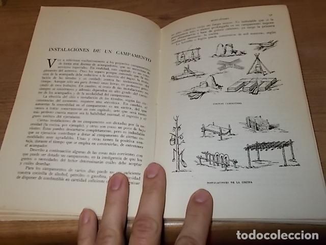 Coleccionismo deportivo: MONTAÑISMO. ENRIQUE GENOVÉS. ED. JUVENTUD. 2ª EDICIÓN 1961. EXCELENTE EJEMPLAR. VER FOTOS. - Foto 10 - 149565258