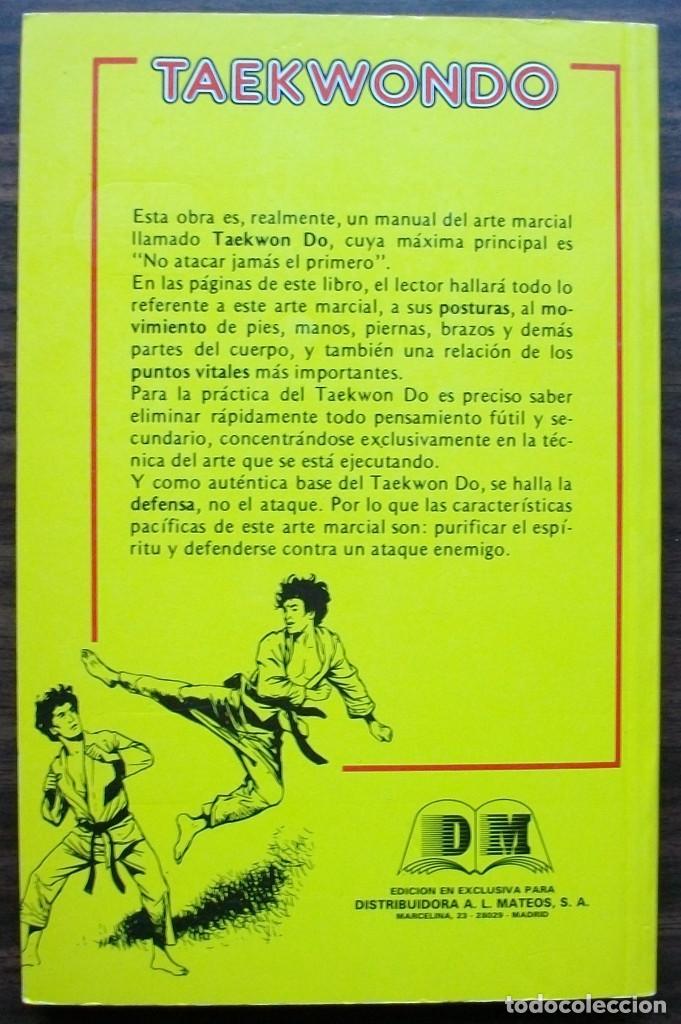 Coleccionismo deportivo: TAEKWONDO WO-LU-TAO - Foto 2 - 151462830