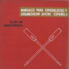 Coleccionismo deportivo: REMO, ELOY M. PATORIZA. Lote 152365858